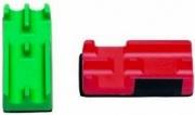 Lebez 979 Confezione 12 Cancellino Magnetico con Portapen