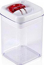 Leifheit 31208 Contenitore quadrato salva aroma da 800 ml Fresh & Easy