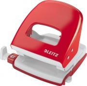 Leitz 50080325 Perforatore 5008 Nexxt Series Rosso