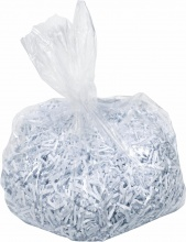 Leitz 80080000 Sacchetti per Distruggidocumenti 40L Confezione 100 pz