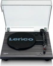 Lenco 8519300000 Giradischi 33  45 giri Jack 3.5 mm Nero  LS-10