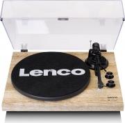 Lenco LBT-188 Giradischi Trazione a Cinghia con Bluetooth RCA + USB 3345 giri PI