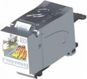 Leviton C6CJAKS000DC Presa Modulo Ethernet RJ 45 Metallo