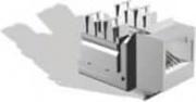 Leviton C6CJAKU012 Presa Modulo Ethernet RJ 45 Metallo
