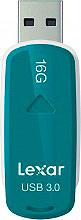 Lexar Pen drive 16 GB Chiavetta USB 3.0 col Turchese 932665 LJDS37-16GABEU