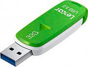 Lexar Pen drive 32 GB Chiavetta USB 3.0 col Verde 932666 LJDS37-32GABEU