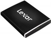 Lexar 932971 SSD 500 Gb USB Type C 3.1 SSD Esterno Nero LSL100P-500RB