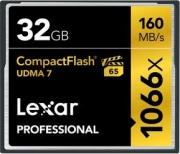 Lexar LCF32GCRBEU1066 CompactFlash 32 GB Classe