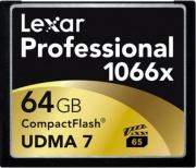Lexar LCF64GCRBEU1066 CompactFlash 64 GB Classe