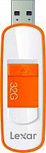 Lexar Chiavetta USB Pen drive 32 gb col Arancione  Bianco LJDS7532GABEU