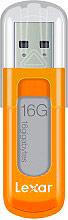 Lexar Memoria Pen Drive 16 GB Arancione LJDV1016GABEU 16GB JumpDrive V10