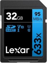 Lexar LSD32GCB633 Scheda SDXC 32 GB Classe 10 633x
