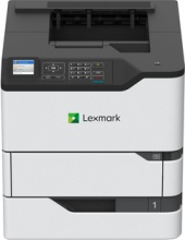 Lexmark 50G0120 Stampante Laser Monocromatica 1200 x 1200 DPI A4  MS821dn