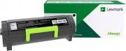 Lexmark 51B2X00 Toner Originale Laser colore Nero