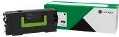 Lexmark 58D2U0E Toner Originale Laser colore Nero