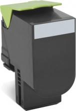 Lexmark 70C20K0 Toner Originale Laser colore Nero