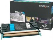 Lexmark C5240CH Toner Originale Laser colore Ciano