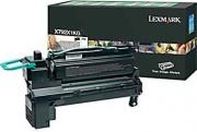 Lexmark X792X1KG Toner Originale Laser colore Nero
