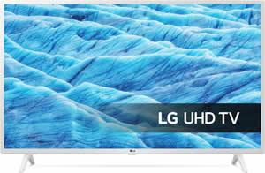 Lg 43UM7390PLC SMART TV 43 Pollici 4K LED Televisore DVB T2 Internet TV Wifi 43UM7390 ITA
