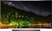 "Lg TV OLED 3D Curvo 55"" 4K DVB T2 Smart TV WiFi HDMI USB 55C6V ITA"