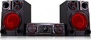 Lg Sistema Mini Hi-Fi 2.0 Lettore CDDVD USB AUX Mp3 Karaoke Bluetooth CM8360