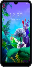 """Lg LMX525EAW Q60 - Smartphone DUAL SIM 6.26"""" Touch 16 Mpx Android colore Nero"""