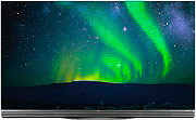 """Lg TV 3D OLED 65"""" 4K Ultra HD CI+ Smart TV Wi-Fi LAN Bluetooth OLED65E6V ITA"""