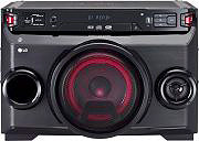 Lg Sistema Mini Hi-Fi Subwoofer Lettore CD Mp3 WMA FM USB Aux Bluetooth OM4560