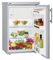 Liebherr TSL1414 Mini frigo Bar Frigorifero Piccolo 122 Lt A+ No Frost Argento