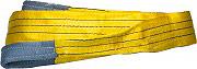 Lika 5019-9001 F7-3 Cinghia di sollevamento 90 mm portata 3000 Kg 3 metri Giallo