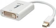 LINDY 41733 Adattatore mini DisplayPort a DVI-D attivo
