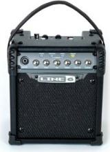 Line6 MICRO SPIDER Amplificatore chitarra Potenza 6W Batterie Con Effetti