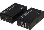 Link LKEXT16 Extender Hdmi Cavo Rete Cat 56 Fino 60 mt Infrarosso Telecomando