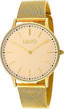 Liu Jo TLJ970 Orologio Donna Analogico cassa e Cinturino Acciaio Oro  Trendy