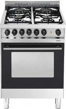Lofra D66SMF Cucina a Gas con Forno Elettrico Multifunzione 60x60 Inox  Venezia
