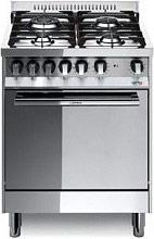 Lofra M66MFC Cucina a Gas 4 Fuochi Forno Elettrico Ventilato Grill 60x60 cm