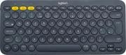 Logitech 920-007574 Tastiera Wireless Bluetooth Colore Grigio