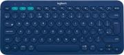 Logitech 920-007575 Tastiera Wireless Bluetooth Colore Blu
