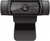 Logitech WebCam Full HD 15Mpx 720p,1080p  960-001055 C920