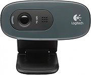 Logitech 960-001063 Web Cam HD WebCam 3Mpx 1280x720px Video 720i Microfono C270