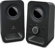 Logitech Casse 2.0 per PC  Mp3 Potenza 3 W (RMS) 980-000814 Z150