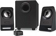 Logitech Casse PC Altoparlanti Mp3 Subwoofer Multimedia Speakers Z213 980-000942