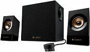 Logitech Casse PC 2.1 Speaker Altoparlanti 60 W Subwoofer Attivo RCA 980-001054