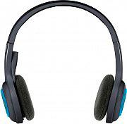 Logitech Cuffie Stereo Wireless ad Archetto Microfono PC LGT-H600 981-000342