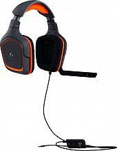 Logitech Cuffie PC Gaming Microfono ad Archetto 981-000627 G231 Prodigy