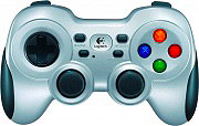 Logitech F710 Joystick Gamepad Controller per PC USB Nero  Argento - 940-000142