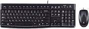 Logitech MK120 Kit Tastiera E Mouse  920002543