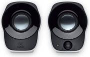 Logitech 980-000513 Casse 2.0 per PC  MP3 Notebook USB Nero  Argento - Z120