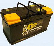 LongLife Batteria Auto 100 Ah 800 A - MV+ Longlife