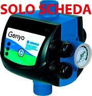 Lowara 189120140 Scheda elettronica per Regolatore di Pressione Genyo 8A